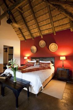 accommodation in a Safari Camp. Mmmm, I can smell the thatch! Private Safari, Game Lodge, Camping Set, Romantic Escapes, Colonial Style Homes, Kwazulu Natal, Luxury Accommodation, Lodges, Places Ive Been
