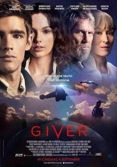 Seçilmiş - The Giver 720p izle