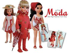Furga Alta Moda - The Bold Doll Vintage Barbie, Vintage Dolls, Star Of The Day, Dress Making Patterns, Dolls For Sale, Brigitte Bardot, Couture Collection, Dressmaking, Art Dolls