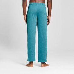 Men's Knit Pajama Pants - Merona Adventure Teal XL, Blue