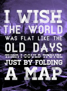 The New Year- Death Cab for Cutie