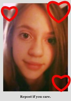 """This is Ella. She is being bullied and is being told to commit suicide. Repost this if you love Ella and would care if she was gone. To Ella ~ If you see this hun, just remember there are many people out there who do care. I know i do. So just stay strong we love you. To public ~ the person sending hate is named """"I hate Ella"""" she has three followers. Please take a few minutes to report her. We need to get the hate off this site. Thank you. :) << REPOST TO YOUR MOST POPULAR BOARDS!!"""