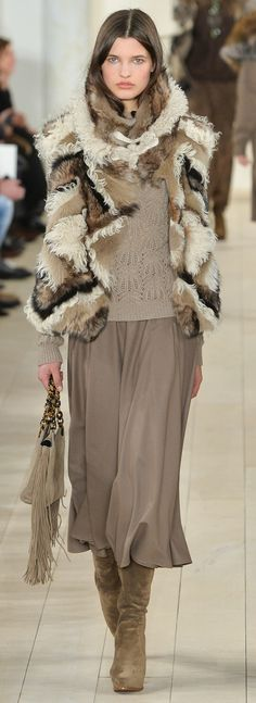 Ralph Lauren Collection Fall 2015 Ready-to-Wear