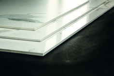 ANIMA - #marble-effect #porcelain #tiles .  For the lovers of #elegance and brilliance in #marble www.interiorceramic.co.uk