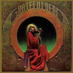 Image detail for -Album Cover, Grateful Dead Blues For Allah [180 Gram Vinyl] CD Cover ...