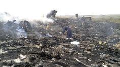 Un misil derriba un avión malasio con 298 pasajeros en el este de Ucrania/ 18 de julio de 2014