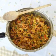 Paella, Curry, Ethnic Recipes, Food, Curries, Essen, Meals, Yemek, Eten