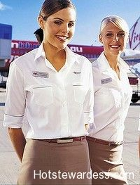 flight attendant Virgin