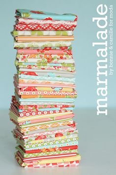 Marmalade @Camille Roskelley--baby girlie room fabric