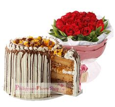 When people are looking up for some ideas to connect emotionally with their loved ones back in Philippines, this is the essence of sending birthday cake gifts to Philippines so that people can be in touch on an emotional level with their near and dear ones. #Cake #Flowers #Flowersbouquet #Roses #Rosesbouquet #rosas #bulakak #birthdaygift #valentinesdaygift #weddinganniversary #anniversary #onlinesflowershop #birthday