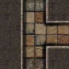 Dundjinni Mapping Software - Forums: Dungeon Tile Set of them. Dungeon Tiles, Dungeon Maps, Fantasy Map, Medieval Fantasy, Rpg Map, Adventure Map, D&d Dungeons And Dragons, Cthulhu, Tile Art