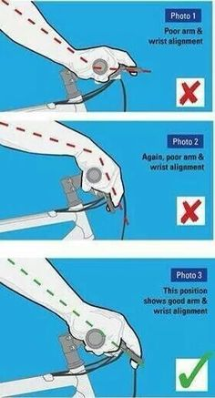 Prevent Injury #2wheelsEP http://crazycatcyclery.com https://www.facebook.com/crazycatcyclery