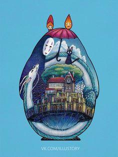 Imagen de deviantart, disney, and howl's moving castle