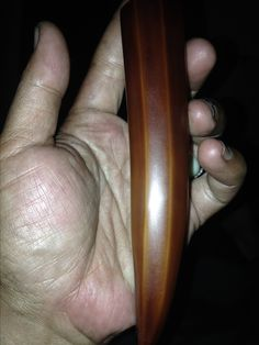 Smooking pipe ivory since 1963 from Indonesia