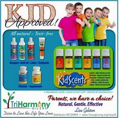 KidScents... kid-approved #YoungLiving essential oils @younglivingeo #oilykids #TriharmonyOilers #essentialhealthwithKellisa