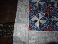 Please vote for this entry from Mary in Accuquilt Quilt Block Contest!