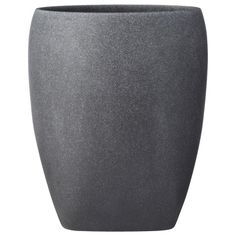 Charcoal Stone Wastebasket- Perfect for the bathroom Stone Bath, Bathroom Accessories, Keep It Cleaner, House Warming, Cool Stuff, Stuff To Buy, Soap, Hand Painted, Grey
