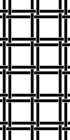 Seamless monochrome line pattern