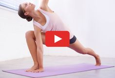 The 15-Minute Power Yoga Workout for Beginners #yoga #workout #video