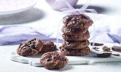 Vegane Mandel-Cookies Rezept   Dr.Oetker