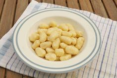 Gnocchi, Cereal, Vegetables, Breakfast, Kitchen, Recipes, Food, Fine Dining, Thermomix