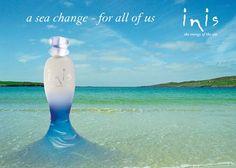 Inis perfume - smells so like the beach - love it!