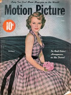 1b4a63d6d3 June Haver - Motion Picture - 7-1948 June Haver, Golden Age Of Hollywood