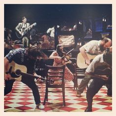 Once: A New Musical #oncemusical