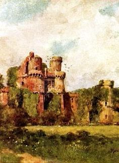 List if midieval fortified sites of England and Wales