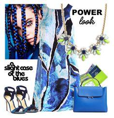 """STRONG"" by petalp ❤ liked on Polyvore featuring Florence Bridge, J.Crew, MANGO, Alexandre Birman and dress"