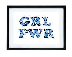 poster - girlpower