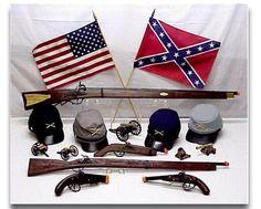 American Civil War Artifacts -                                                              The Civil War artifacts
