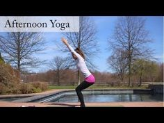 9 minute Energizing yoga flow - great for the morning or afternoon slump.