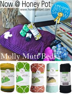 Molly Mutt Spring Collection!