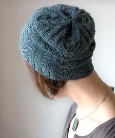 Paravel Hat by Megan Goodacre