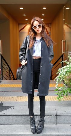 Park Sora - korean fashion - ulzzang - ulzzang fashion - cute girl - cute outfit - seoul style - asian fashion - korean style