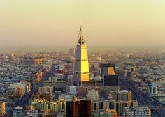 The is a five star hotel with a gorgeous restaurant on top. Spectacular views. Riyadh, Saudi Arabia - Google Search