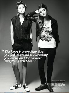 Meg and Dia quote :D
