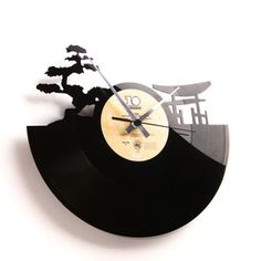 Sunset Clock now featured on Fab.