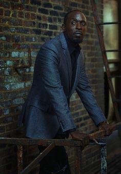 www.behance.net Michael K. Williams, Actor and ambassador for ending mass incarceration