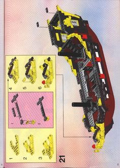Thousands of complete step-by-step printable older LEGO® instructions for free. Here you can find step by step instructions for most LEGO® sets. Lego Instructions, Step By Step Instructions, Lego Sets, This Or That Questions, Toys, Pirate, Tutorials, Gaming