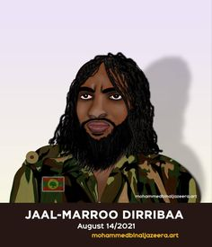 Jaal Marroo Oromo Liberation Army Leader. #JaalMarroo #OLA #Oromia Military Recruiting, Oromo People, Joining The Military, Levels Of Understanding, Ethiopia, Army, Wedding Ring, Gi Joe, Military