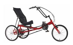 The TRI-RIDER Recumbent 21 Speed Tricycle's low center of gravity enhances stability and decreases wind resistance. Adult Tricycle, 21st, Bicycle, Vehicles, Gadgets, Bike, Bicycle Kick, Bicycles, Car