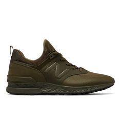 25d7b3502f3 574 Sport Men s Sport Style Shoes - Green (MS574SCJ) Tênis Masculino Louis  Vuitton