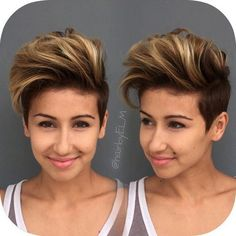 1000 ideas about Short Sides Long Top on Pinterest