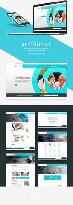 Gasparini - Website / Social Media on Behance