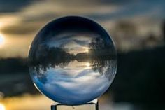 Image result for photos with glass ball