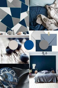 COLOR TRENDS 2021 starting from Pantone 2020 Classic Blue Cool Color Trends for 2021 starting from Pantone 2020 Classic Blue interiors Blue,colorful interiors 2020 Home Design, Design Blog, Design Studio, Design Design, Blue Colour Palette, Blue Color Schemes, Colorful Decor, Colorful Interiors, Pantone Colour Palettes