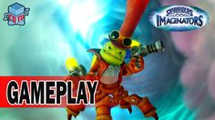 Skylanders Imaginators Dr Krankcase Gameplay Preview