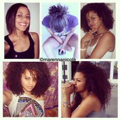 the lazy natural. - Natural hair: Year In Review I have now hit the...